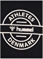 Hummel Hummel 2001 Koyu Gri Erkek T-Shirt Gri